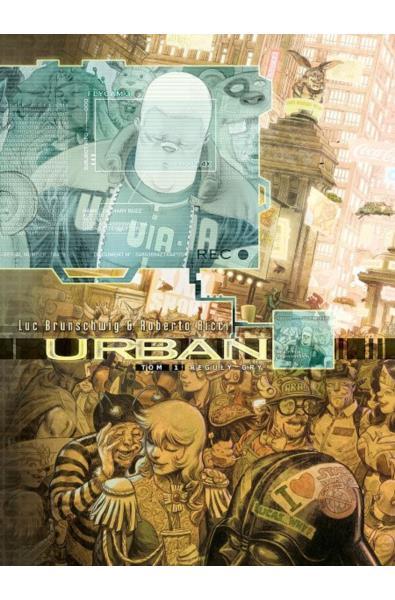 Urban 1 - Reguły gry