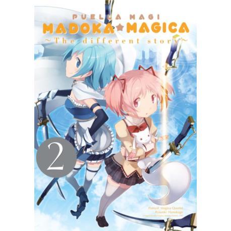 Puella Magi Madoka Magica: The different story 2