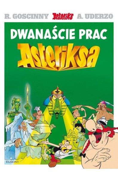 Dwanaście prac Asteriksa 