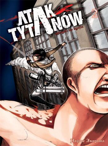 Atak Tytanów 02