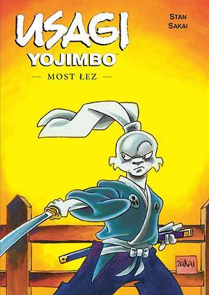 Usagi Yojimbo 17 - Most łez