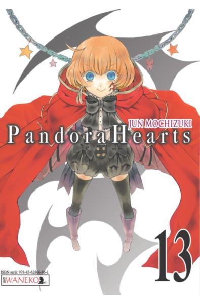 Pandora Hearts 13