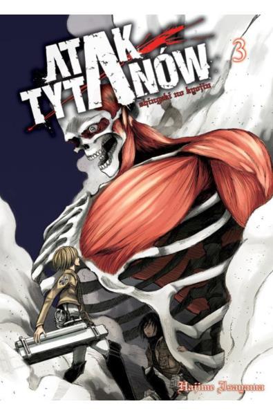 Atak Tytanów 03