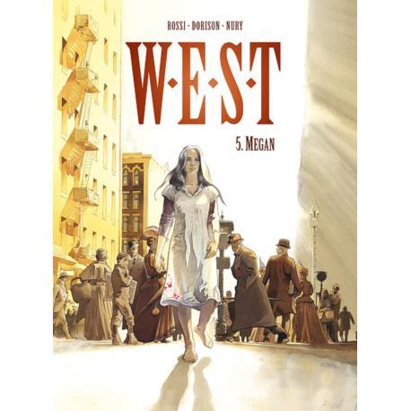 W.E.S.T 5 - Megan