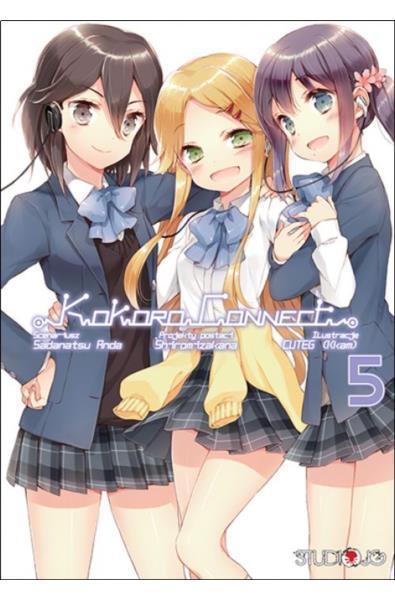 Kokoro Connect 05