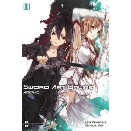 Sword Art Online 01