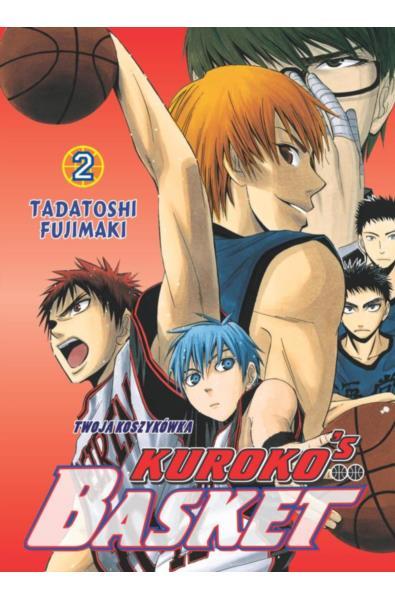 Kuroko`s Basket 02