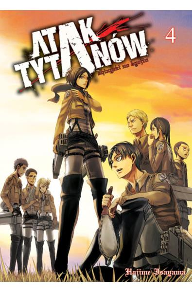 Atak Tytanów 04