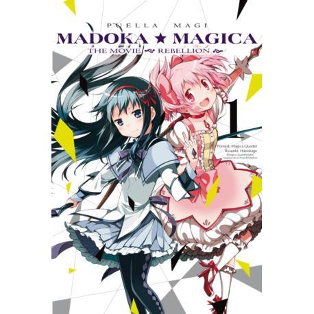 Puella Magi Madoka Magica: The Movie - Rebellion 1