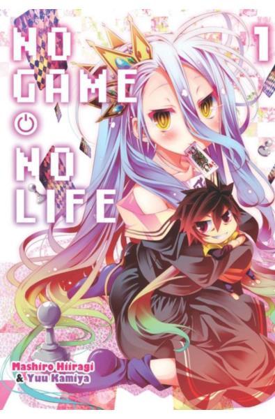 No Game No Life 01