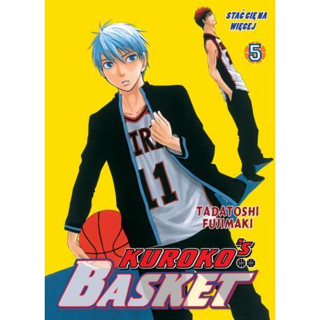 Kuroko`s Basket 05