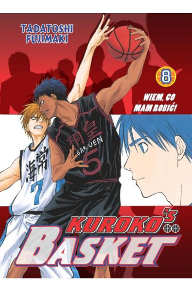 Kuroko`s Basket 08