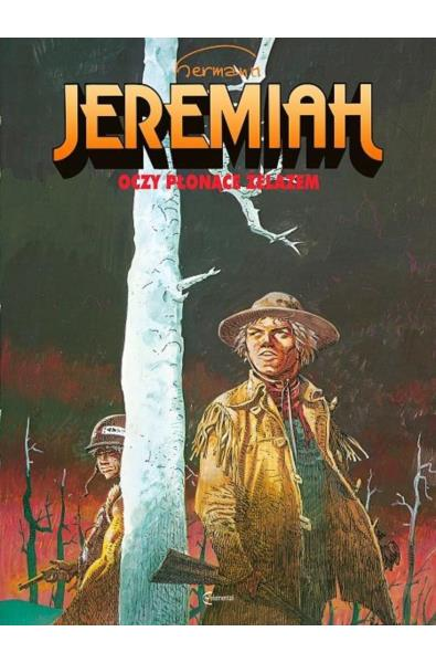 Jeremiah - 4 - Oczy płonące żelazem