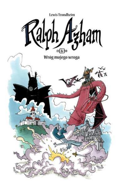 Ralph Azham 6 - Wróg mojego wroga