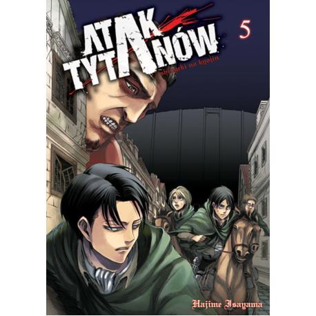 Atak Tytanów 05