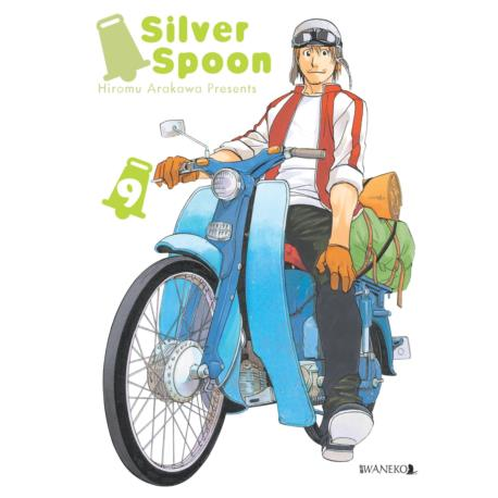 Silver Spoon 09