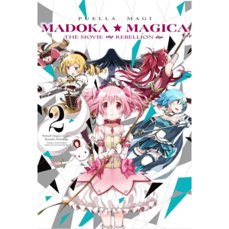 Puella Magi Madoka Magica: The Movie - Rebellion 2