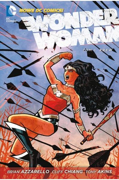Wonder Woman 1 - Krew