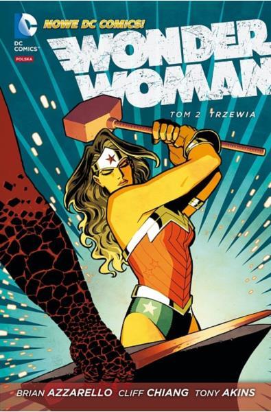 Wonder Woman 2 - Trzewia