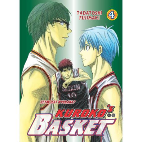 Kuroko`s Basket 04
