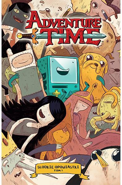 Adventure Time - Słodkie Opowiastki tom 1