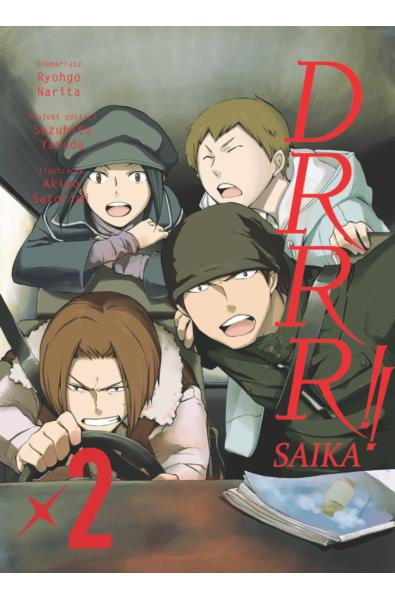 Durarara!! Saika 02