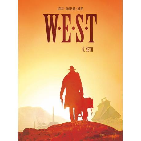 W.E.S.T 6 - Seth