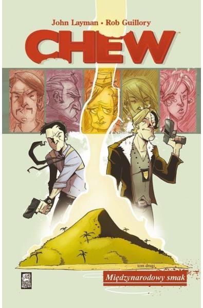 Chew 2 - Międzynarodowy smak