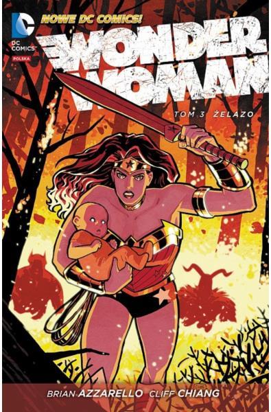 Wonder Woman 3 - Żelazo