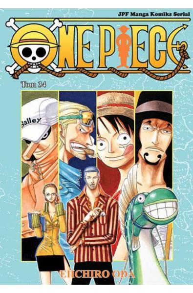 One Piece 34