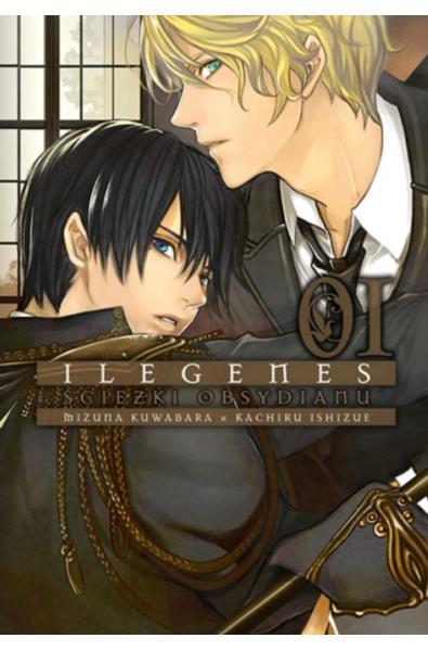 Ilegenes 01 - Ścieżki obsydianu