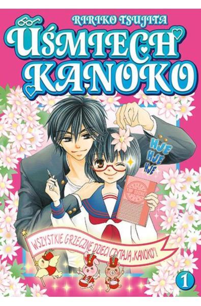Uśmiech Kanoko 01