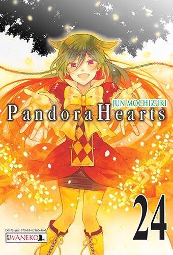 Pandora Hearts 24