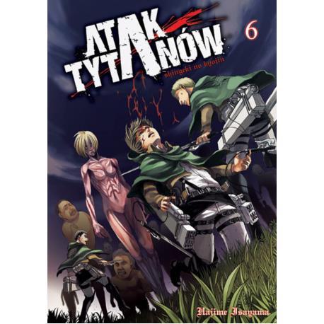 Atak Tytanów 06
