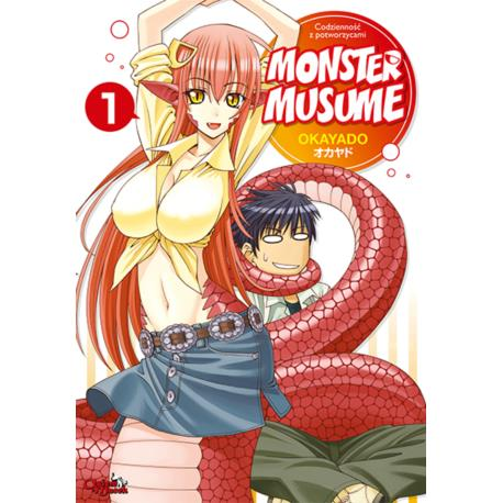 Monster Musume 01
