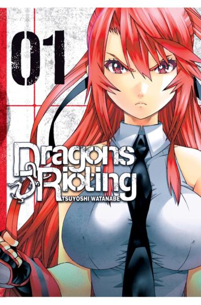Dragon`s Rioting 01