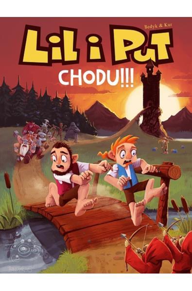Lil i Put tom 2 - Chodu!!!