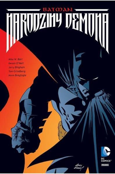 Batman- Narodziny Demona