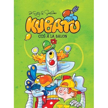 Kubatu 2 - Coś a la balon
