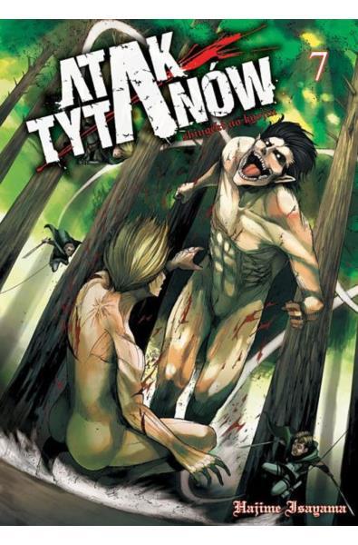 Atak Tytanów 07