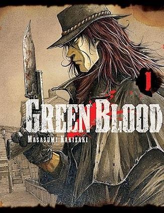 Green Blood 01