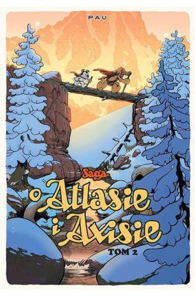 Saga o Atlasie i Axisie 2