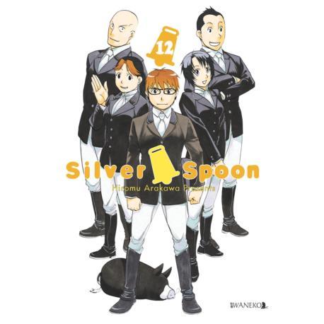 Silver Spoon 12