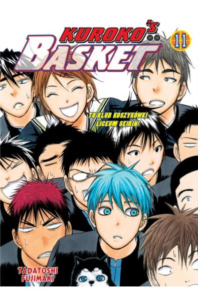 Kuroko`s Basket 11