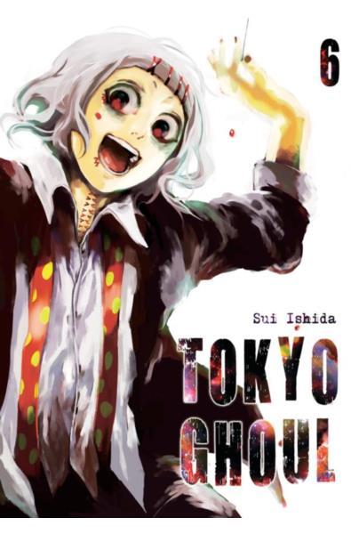 Tokyo Ghoul 06