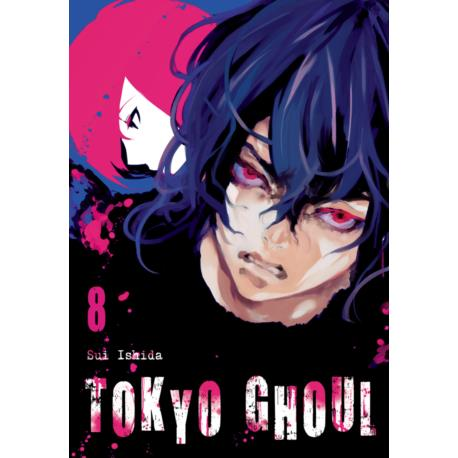 Tokyo Ghoul 08