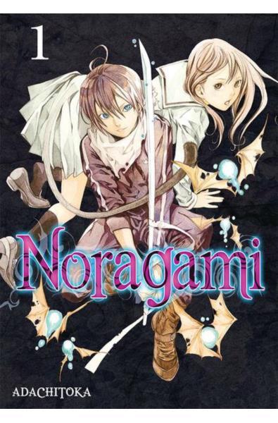 Noragami 01