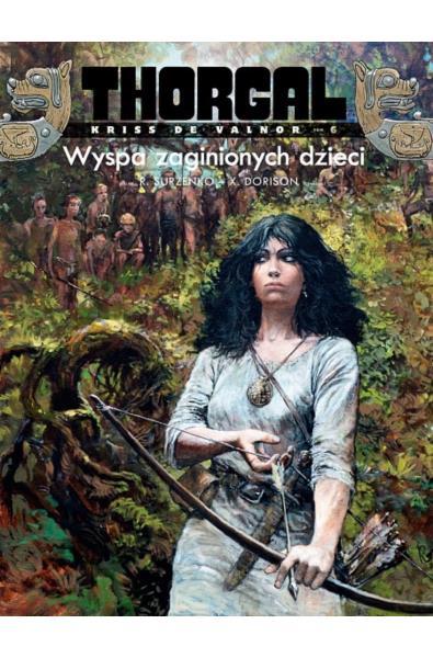 Thorgal- Kriss de Valnor 6 Oprawa Miękka