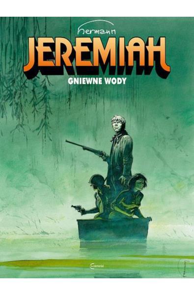 Jeremiah 8 - Gniewne Wody