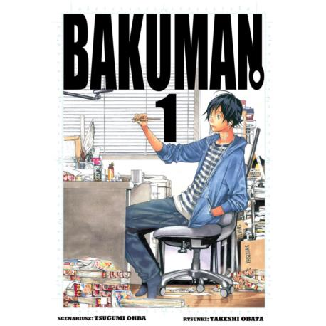 Bakuman 01